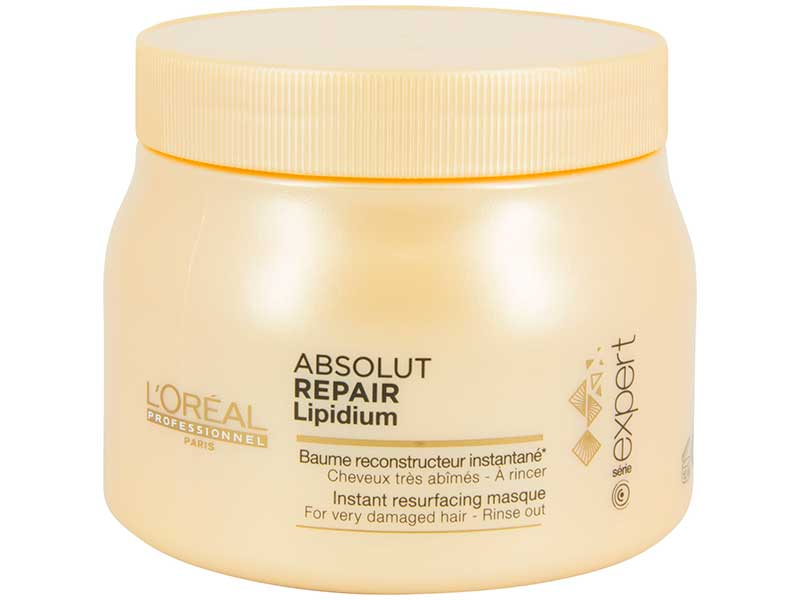loreal absolut repair lipidium masque how to use